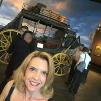 Photo taken at Wells Fargo History Museum by Jeffrey C. on 6/3/2016