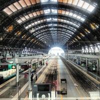 Foto scattata a Stazione Milano Centrale da Sterling R. il 6/15/2013
