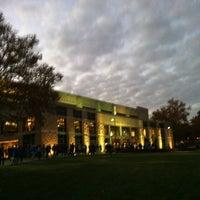 10/30/2012 tarihinde Bryan A.ziyaretçi tarafından Allen Fieldhouse'de çekilen fotoğraf
