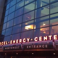 Foto tirada no(a) Xcel Energy Center por Bill S. em 2/9/2013