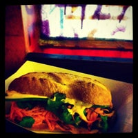 Снимок сделан в Num Pang Sandwich Shop пользователем Elizabeth M. 3/2/2013
