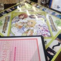 รูปภาพถ่ายที่ グッドスマイル×アニメイトカフェ 秋葉原 โดย NEGI เมื่อ 11/4/2012