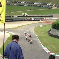 Foto scattata a Autodromo Internazionale Del Mugello da Ricavata dal Pieno🔩 il 6/2/2013