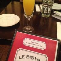 Foto tomada en Le Bistro d'à Côté por Kendra B. el 5/5/2013