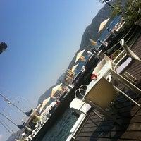 8/24/2013 tarihinde Stasya D.ziyaretçi tarafından Palace Beach Club'de çekilen fotoğraf