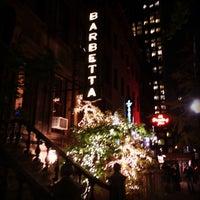 Foto tirada no(a) Barbetta por John S. em 10/9/2013