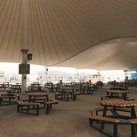 The BRA MWR Tent - Beer Garden