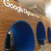 Photo prise au Google Brussels par Joseph S. le5/16/2018