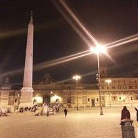 Foto scattata a Piazza del Popolo da Gil D. il 3/1/2013
