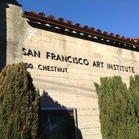 Photo prise au San Francisco Art Institute par Rachel P. le2/10/2013