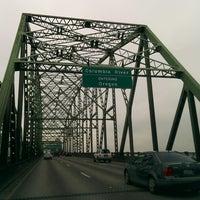 Снимок сделан в Oregon/Washington State Line пользователем Andrew S. 12/27/2013