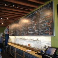 Photo taken at Angels Trumpet Ale House by Matt B. on 2/17/2013