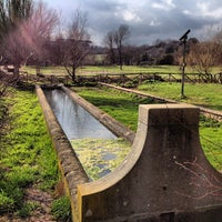 รูปภาพถ่ายที่ Parco Regionale dell'Appia Antica โดย Chris P. เมื่อ 2/17/2013