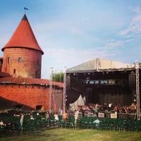 Снимок сделан в Каунасский замок пользователем Valentin P. 7/5/2013