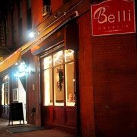 รูปภาพถ่ายที่ Belli Osteria โดย Belli B. เมื่อ 1/13/2013