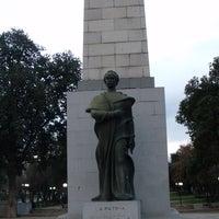 11/6/2012 tarihinde Tomás J.ziyaretçi tarafından Monumento José Manuel Balmaceda'de çekilen fotoğraf