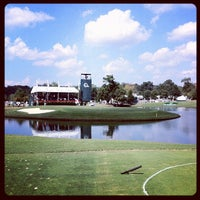 Foto scattata a East Lake Golf Club da Eric A. il 9/21/2012