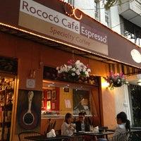 Photo prise au Rococó Café Espresso par Aquiles G. le4/11/2013