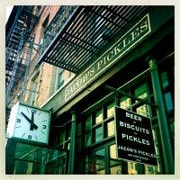 รูปภาพถ่ายที่ Jacob's Pickles โดย Serg เมื่อ 1/5/2013