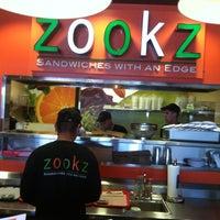 5/7/2013에 greg r.님이 Zookz - Sandwiches with an Edge에서 찍은 사진