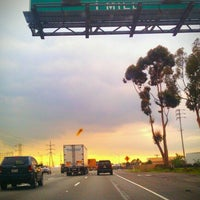 I-405 / I-710 Interchange - Intersection