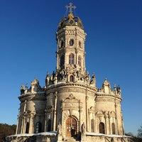 Снимок сделан в Дубровицы пользователем Igor T. 2/24/2013