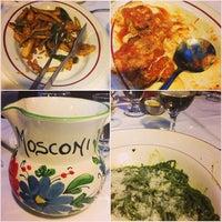 3/2/2013에 Jackie S.님이 Villa Mosconi Restaurant에서 찍은 사진