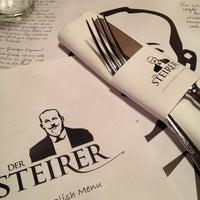 Снимок сделан в Der Steirer пользователем Annalisa D. 4/30/2013