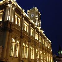 Снимок сделан в Ленинградский вокзал (ZKD) пользователем Svetlana K. 6/22/2013