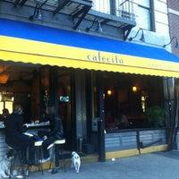 รูปภาพถ่ายที่ Cafecito โดย Rob C. เมื่อ 11/11/2012