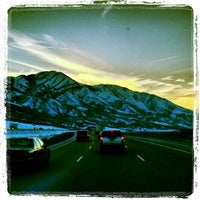 Photo taken at Lambs Canyon by Pete B. on 1/22/2014