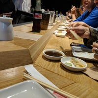 Foto scattata a KazuNori: The Original Hand Roll Bar da Fred W. il 9/25/2018