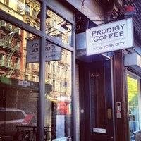 Foto tomada en Prodigy Coffee por Will E. el 5/6/2013