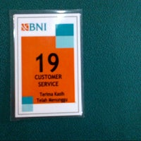 Bank Bni Bank Di Tangerang
