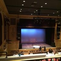 11/10/2014에 Bryan R.님이 Ridgefield Playhouse에서 찍은 사진