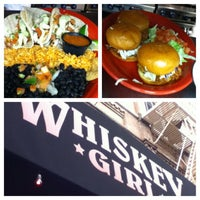 Foto tirada no(a) Whiskey Girl por Whiskey G. em 2/23/2013