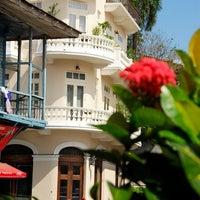 Foto tomada en Las Clementinas Bistro por OfertaSimple Panamá el 1/2/2013