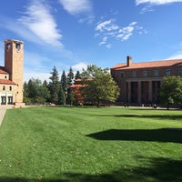 Foto diambil di University of Colorado Boulder oleh Ryan R. pada 10/16/2014