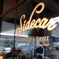Photo prise au Sidecar Doughnuts & Coffee par Fitz O. le7/13/2013
