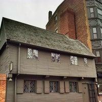 Foto scattata a Paul Revere House da Cory S. il 2/5/2013
