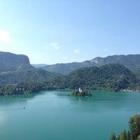 Das Foto wurde bei Burg Bled von Simona P. am 8/21/2013 aufgenommen
