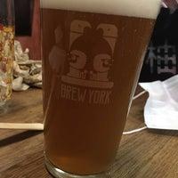 Foto tirada no(a) Brew York Craft Brewery & Tap Room por Brett D. em 8/27/2021