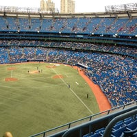 Photo prise au Rogers Centre par Alan H. le7/22/2013