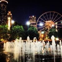 Foto tomada en Centennial Olympic Park por Jonathan L. el 7/12/2013