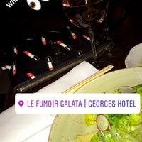 Das Foto wurde bei Georges & Bar Le Fumoir von Gamze G. am 5/7/2017 aufgenommen