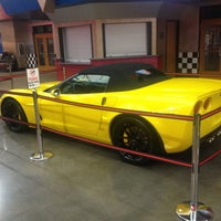 Photo taken at National Corvette Museum by Max K. on 2/21/2013