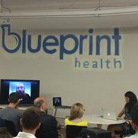 Foto tomada en Blueprint Health por Luke S. el 9/4/2014