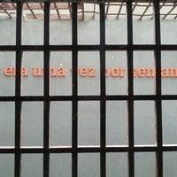 Das Foto wurde bei Memorial da Resistência de São Paulo von Igor G. am 11/2/2012 aufgenommen
