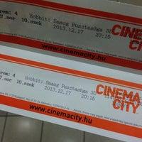 ... Photo taken at Cinema City by Dénes S. on 12 17 2013 ... c0e78e8572