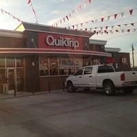 Photo taken at QuikTrip by Jordan J. on 3/28/2013